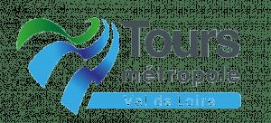 Logo de Tours Métropole Val de Loire
