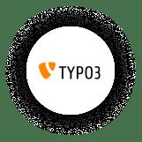 Logo de Typo3